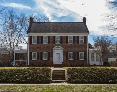 Greensboro Single Family Home For Sale: 1803 Madison Avenue