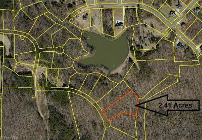 Stokesdale Residential Lots & Land For Sale: 7502 Quail Crossing Road