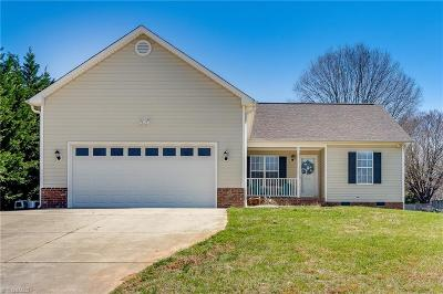 Winston Salem Single Family Home For Sale: 549 Country View Drive