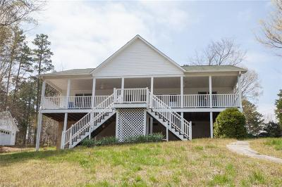 Single Family Home For Sale: 620 Shore Acres Drive