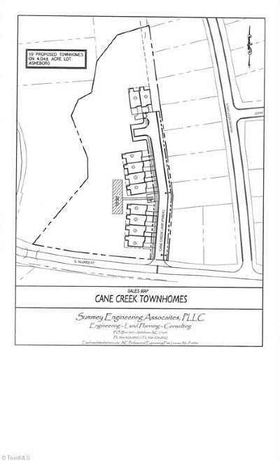Asheboro Residential Lots & Land For Sale: Allred Street #1934 Old