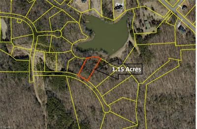 Stokesdale Residential Lots & Land For Sale: 7508 Quail Crossing Road