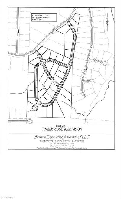 Asheboro Residential Lots & Land For Sale: 00 Allred Street