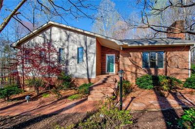 Winston Salem Single Family Home For Sale: 512 Four Brooks Road