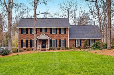 Kernersville Single Family Home For Sale: 6021 Ashley Park Drive
