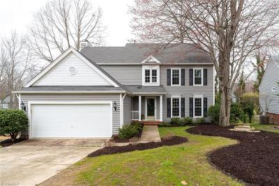 Greensboro Single Family Home For Sale: 5606 Boxborough Court