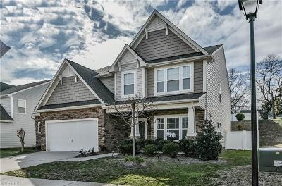 Pfafftown Single Family Home Due Diligence Period: 4230 Wedge Drive