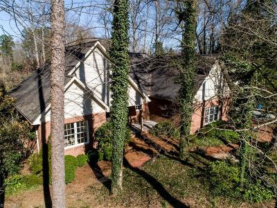 Greensboro Single Family Home For Sale: 4625 Liberty Road