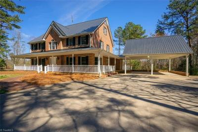 Troy Single Family Home For Sale: 177 Shiloh Woods Drive