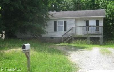 Greensboro Single Family Home For Sale: 3906 Nash Street