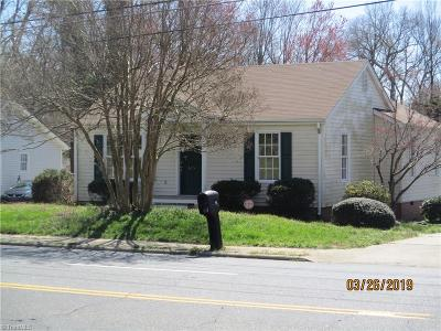 Greensboro Single Family Home For Sale: 615 Muirs Chapel Road