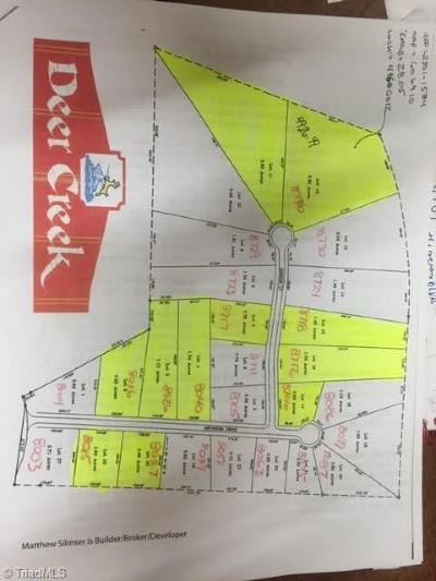 Rural Hall Residential Lots & Land For Sale: 8063 Mathison Creek Drive