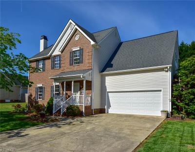 Greensboro Single Family Home For Sale: 4409 Laurel Run Drive