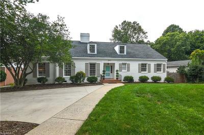 Greensboro Single Family Home For Sale: 3307 Madison Avenue