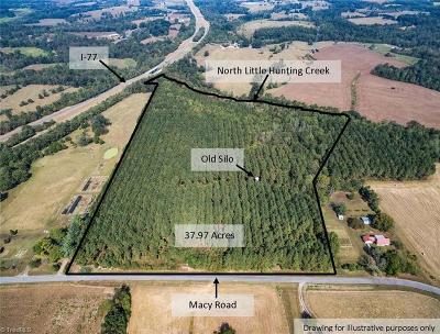 Yadkin County Residential Lots & Land For Sale: 00 Macy Road