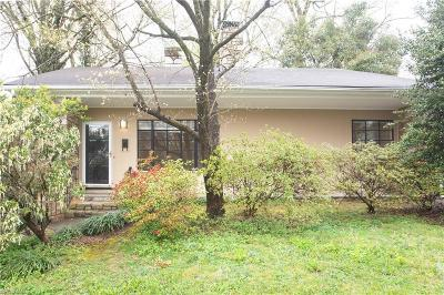 Latham Park Single Family Home For Sale: 1105 Briarcliff Road