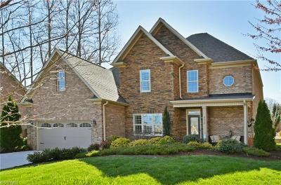 Clemmons Single Family Home For Sale: 4375 Barrington Lane