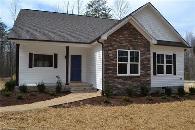 Stokesdale Single Family Home Due Diligence Period: 486 Price Farm Road