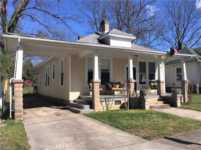 Single Family Home Due Diligence Period: 309 Irvin Street