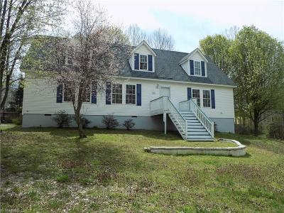 Kernersville Single Family Home Due Diligence Period: 7620 Smith Haven Drive