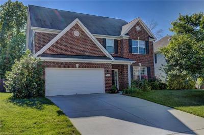 Kernersville Single Family Home For Sale: 1989 Kippen Drive