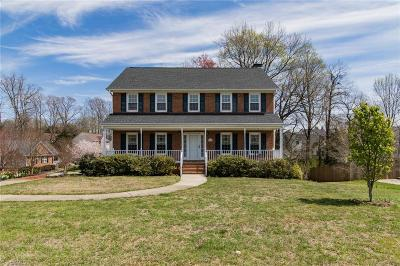 Kernersville Single Family Home Due Diligence Period: 1150 Browns Run Drive