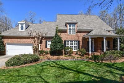 Greensboro Single Family Home For Sale: 12 Regal Court