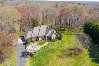 Summerfield Single Family Home For Sale: 1506 Cedar Ridge Farm Road
