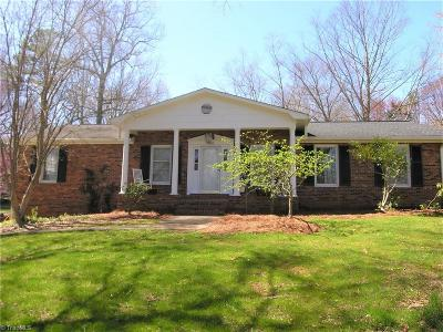 Clemmons Single Family Home For Sale: 1980 Landover Drive