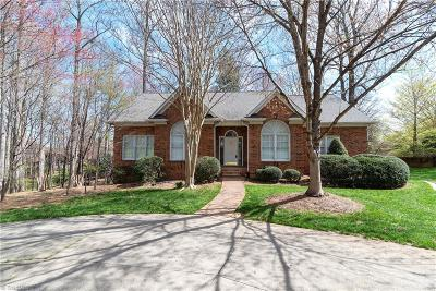 Winston Salem NC Single Family Home For Sale: $349,900