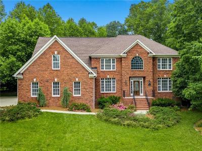 Oak Ridge Single Family Home For Sale: 6103 Bar Court