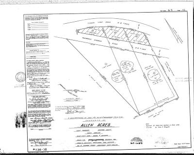 Greensboro Residential Lots & Land For Sale: 2308 Alamance Church Road
