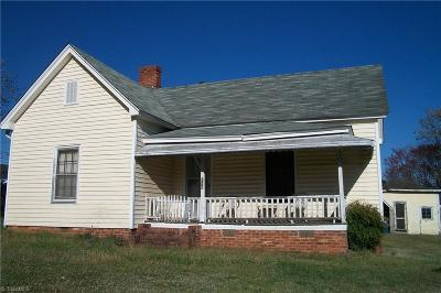 Davie County Single Family Home For Sale: 113 Watt Street