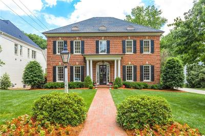 Greensboro Single Family Home For Sale: 1402 Briarcliff Road