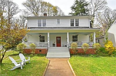 Ardmore Single Family Home For Sale: 462 Lockland Avenue