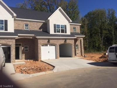 Greensboro Condo/Townhouse For Sale: 18 Gingerly Lane
