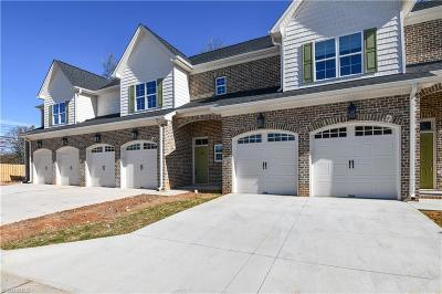 Greensboro Condo/Townhouse For Sale: 20 Gingerly Lane