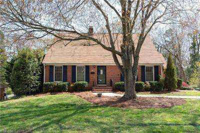 High Point Single Family Home For Sale: 203 Westridge Drive