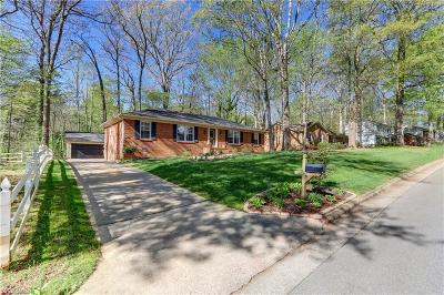 Greensboro Single Family Home Due Diligence Period: 4103 Pheasant Run Drive