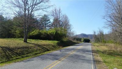 Wilkes County Residential Lots & Land For Sale: 00 Swaringen Road