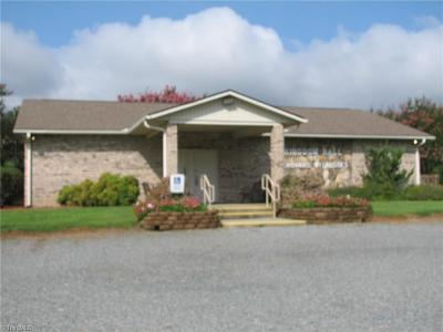 Denton Single Family Home For Sale: 19700 S Nc Highway 109