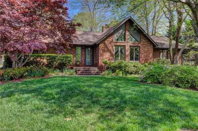 Greensboro Single Family Home Due Diligence Period: 4 Chesapeake Court
