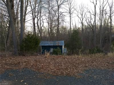 Asheboro Residential Lots & Land For Sale: 2140 Poole Town Road