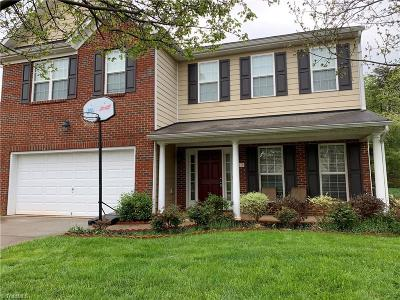 High Point Single Family Home For Sale: 3813 Tonsley Place