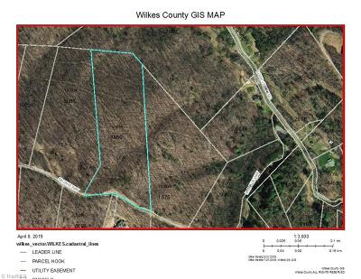 Moravian Falls NC Residential Lots & Land For Sale: $59,500