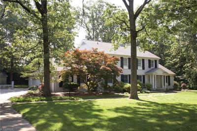 Alamance County Single Family Home For Sale: 2515 Pineway Drive
