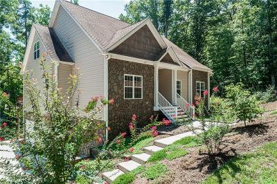 Statesville Single Family Home For Sale: 123 River Ridge Lane