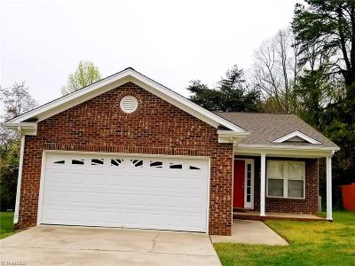 High Point Single Family Home Due Diligence Period: 343 Hickory Lane
