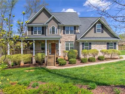 Browns Summit Single Family Home For Sale: 2919 Walbrook Terrace