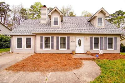 High Point Single Family Home Due Diligence Period: 2539 Old Mill Road